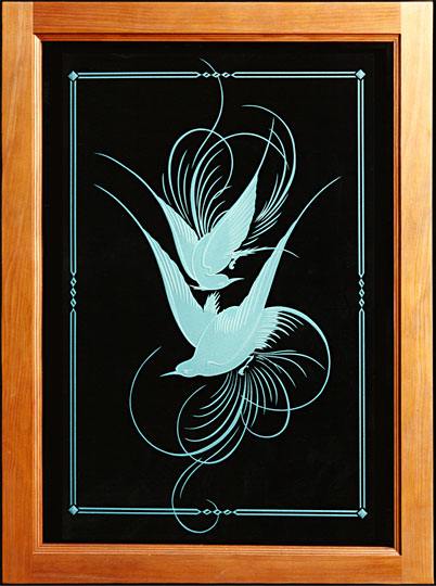 Image Gallery Etching Designs